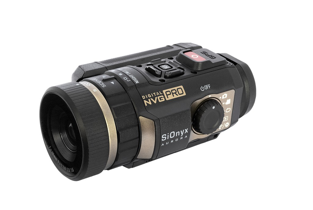Image of SiOnyx Aurora Pro Night Vision  - Enhanced Ultra Low Light Night Vision System