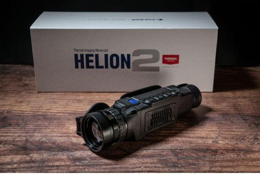 Pulsar Helion 2 XP50 Thermal Imager with free IPS7 Battery Pack