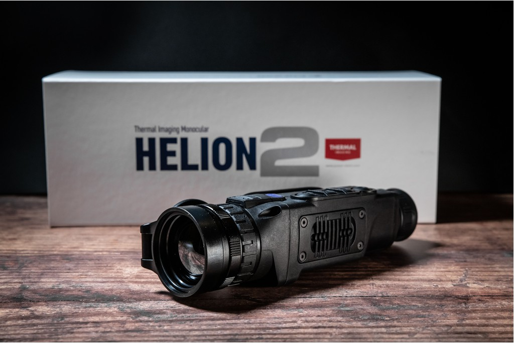 Image of Pulsar Helion 2 XP50 Thermal Imager with free IPS7 Battery Pack