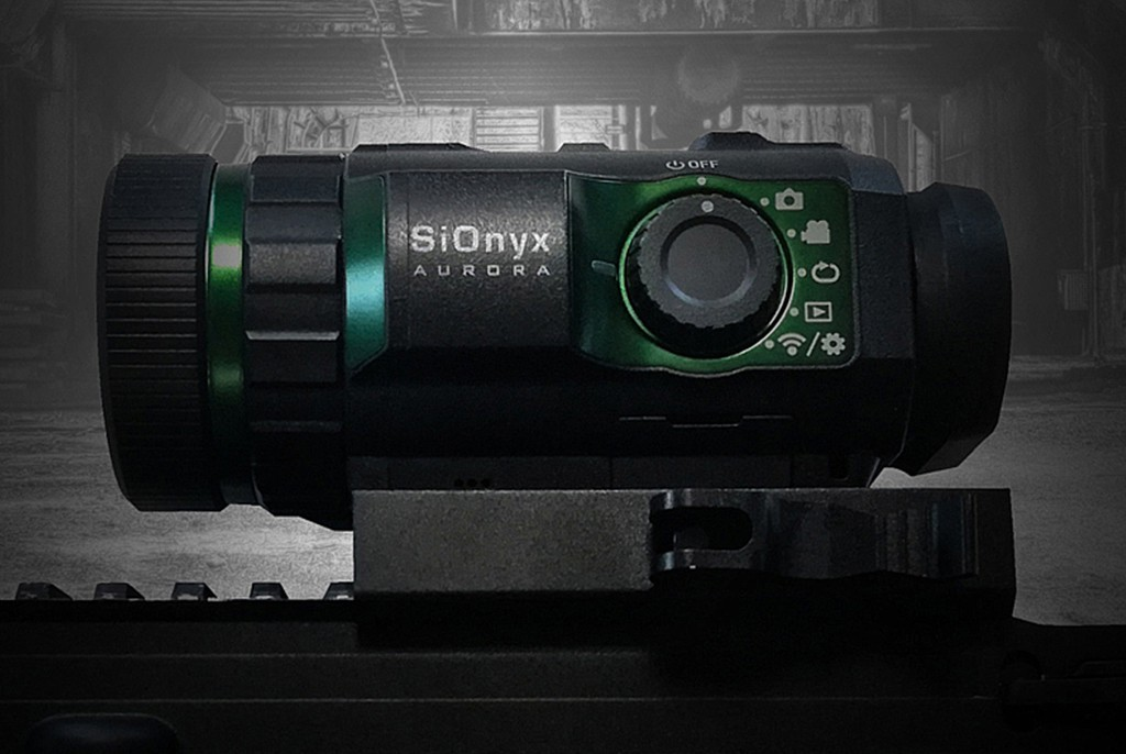 Image of Sionyx Quick Release Picatinny Mount