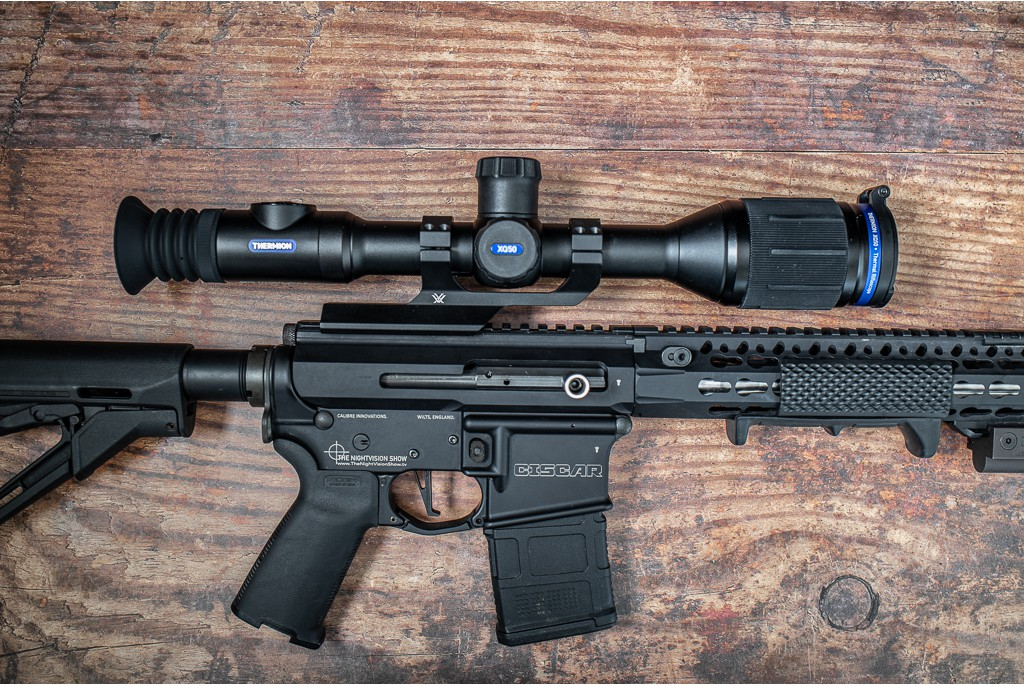 Image of Pulsar Thermion XQ50 Thermal Riflescope