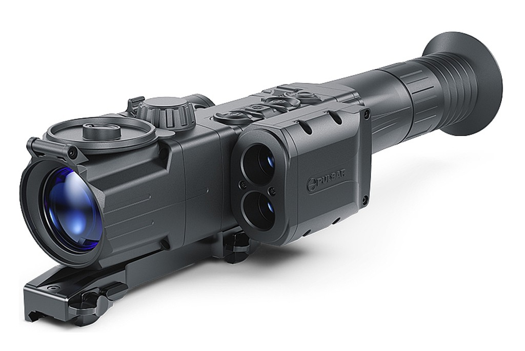 Image of Pulsar Digisight Ultra N450 LRF Night Vision Riflescope