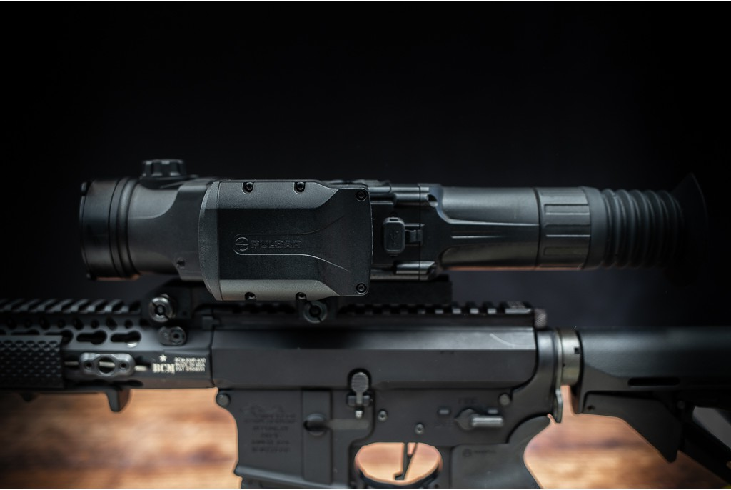Image of Pulsar Trail 2 LRF XP50 Thermal Riflescope