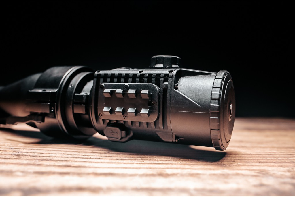 Image of Pulsar Krypton FXG50 Thermal Imaging Attachment