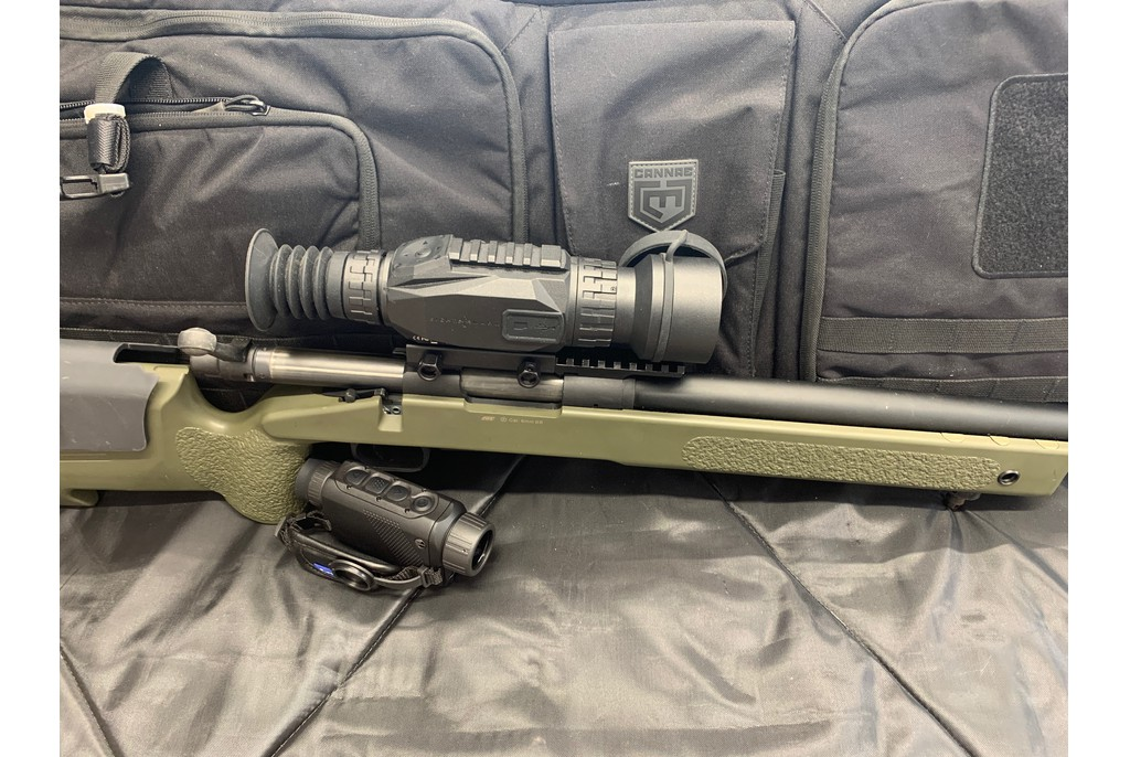 Image of Thermal NV Combo Deal - Pulsar Axion XM30 Key and Sightmark Wraith HD