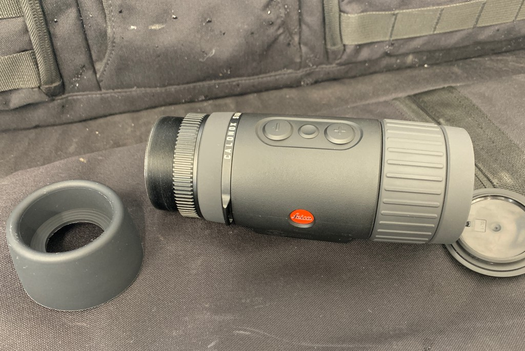Image of Leica Calonox Sight Thermal Imaging Clip On