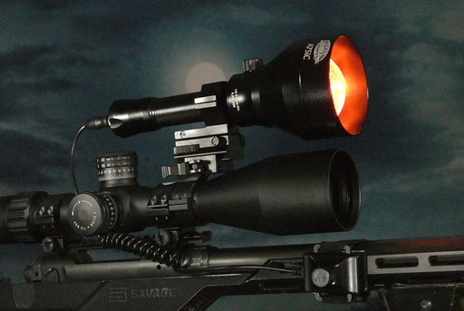 Wicked Lights A75iC 260RIPS Edition Gun Light and IR illuminator