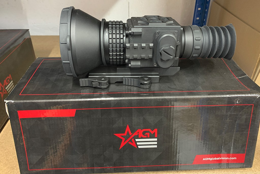 Image of AGM Secutor 75mm Thermal Riflescope - Ex Demo