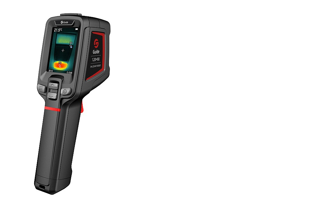 Image of Guide Infrared T120 Thermal Imaging Camera