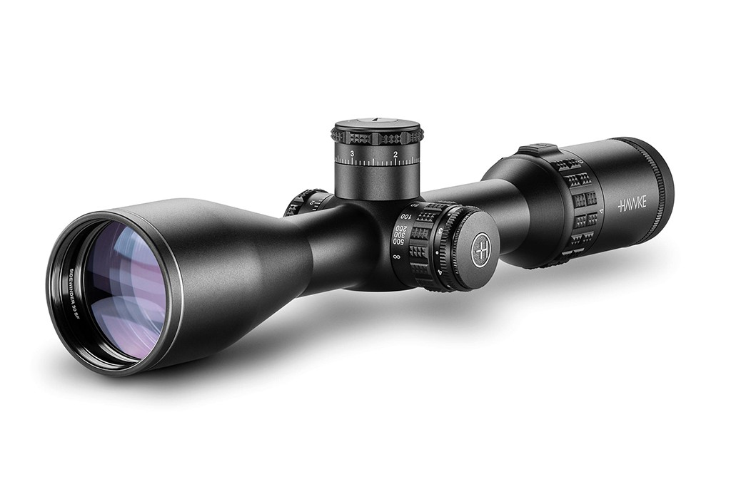 Image of Hawke Sidewinder 30 SF 4-16x50 Riflescope