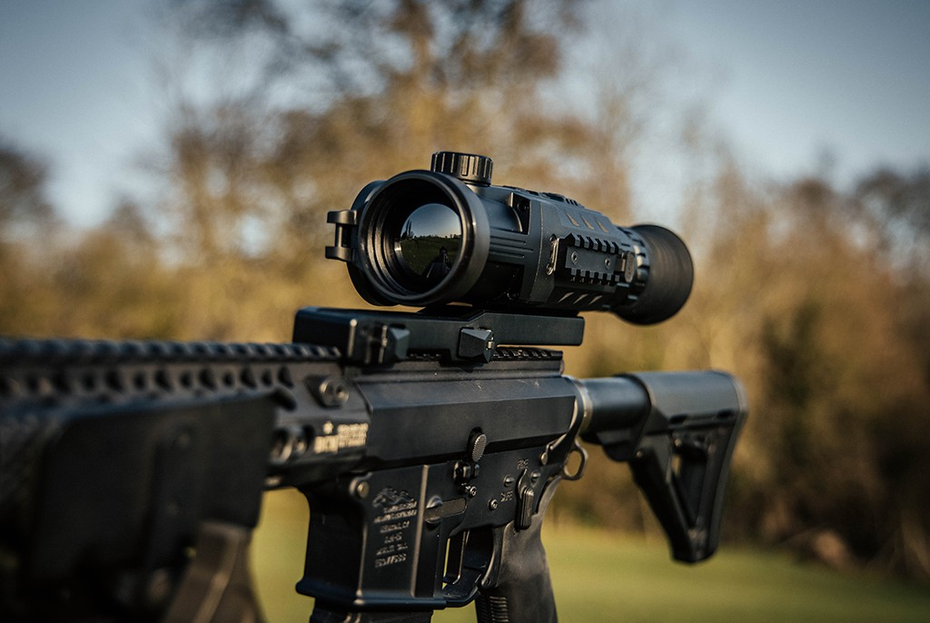 Image of Infiray RICO RH50 Thermal Imaging Riflescope