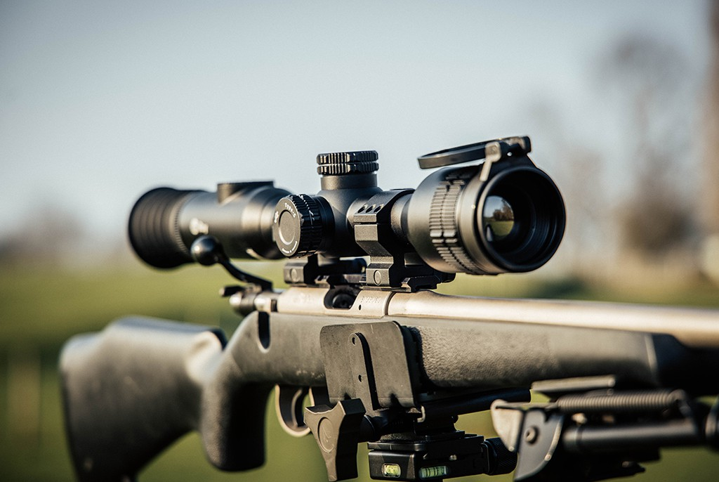 Image of Infiray Tube TL35 Thermal Riflescope