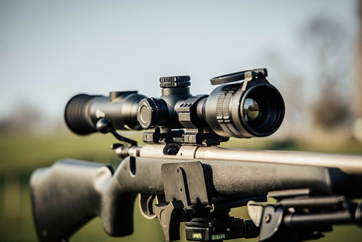 Infiray Tube TL35 Thermal Riflescope