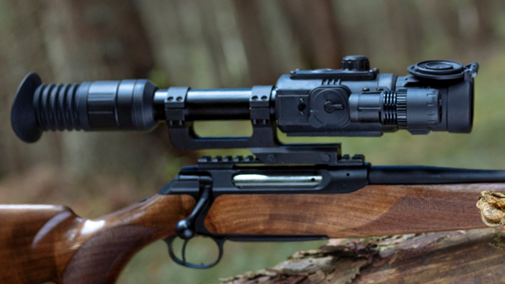 8daaf682936 The new yukon photon rt 6x50 S is a modern digital night vision riflescope  which can be used in daylight for true 24 7 operation