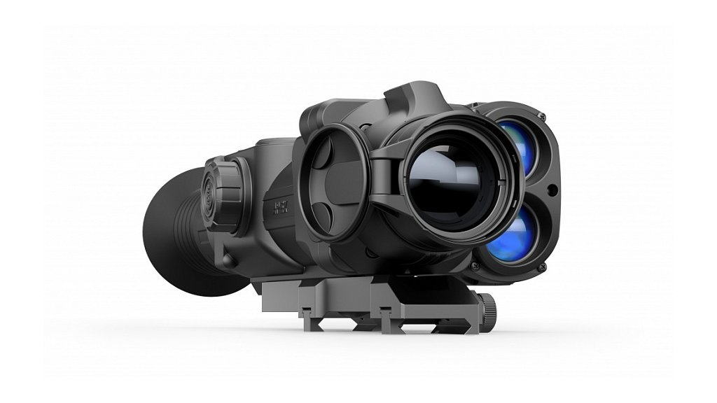 A look at the Pulsar Apex XQ50 LRF, The latest Pulsar Night Vision