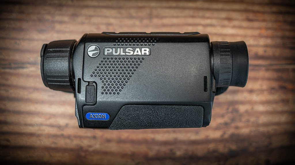 Chris Parkin in Rifle Shooter reviews the new Pulsar Axion XM30S Thermal Imager