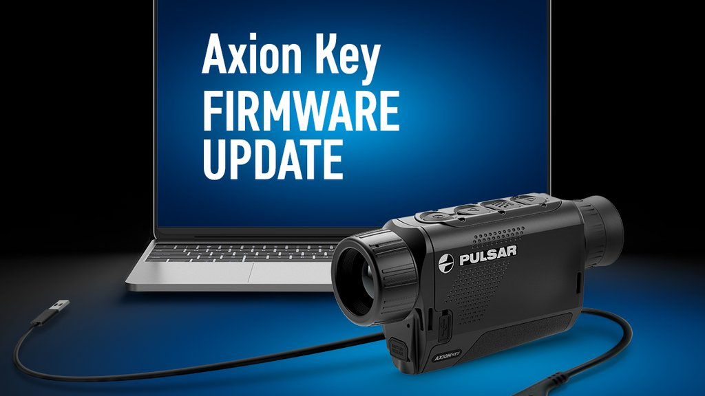 How to Update Pulsar Axion Key Firmware