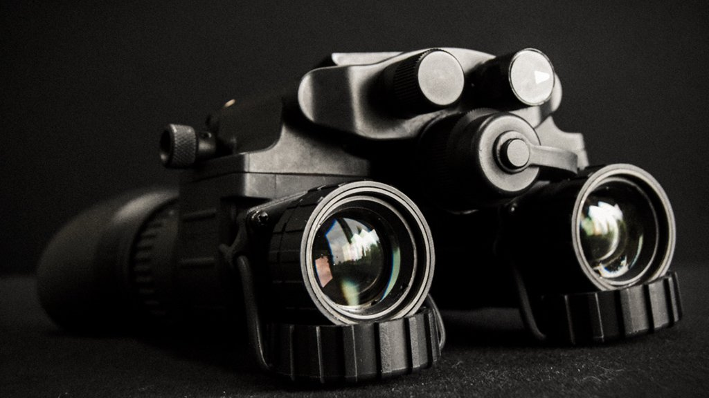 FLIR BNVD Dual Channel Night Vision Systems Review by Russell Baxter