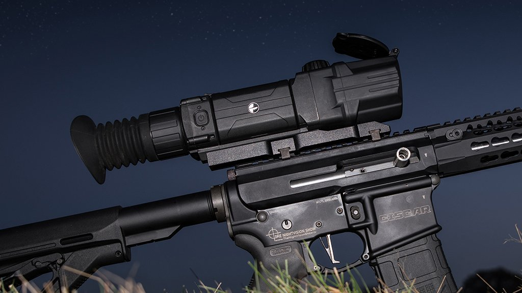 The Night Vision Show Reviews the new Pulsar Digisight Ultra N355