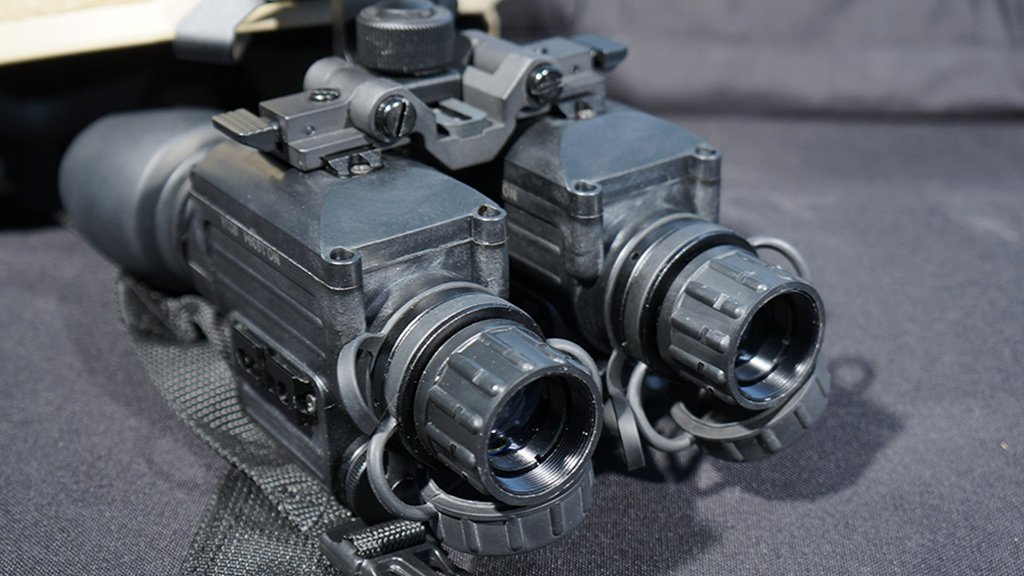 Dual Night Vision Goggle Systems that won't break the bank - FLIR Spark Core Dual NVG