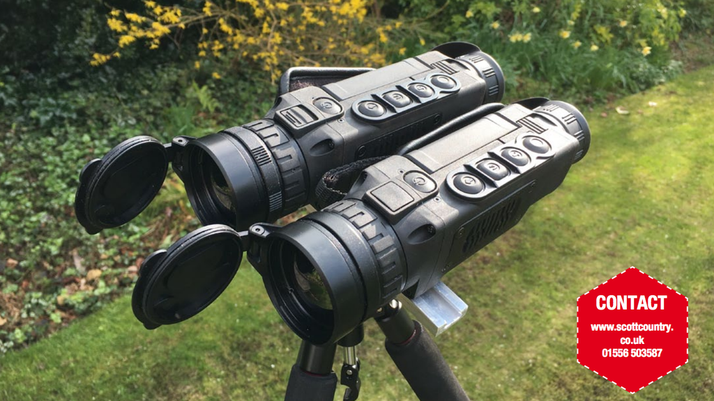 Chris Parkin from Rifle Shooter takes a look at the new Pulsar Helion XQ and XP Thermals