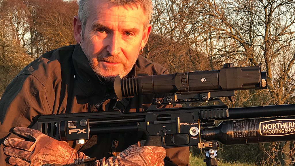 Mick Garvey tests the new Pulsar Digisight Ultra N455 HD Night Vision Riflescope