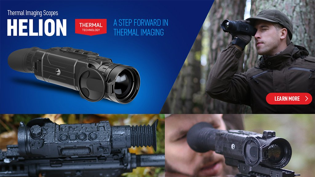 New Pulsar Helion Hand Held Thermal Imagers launch at Scott Country - The NV Show asks whats new...