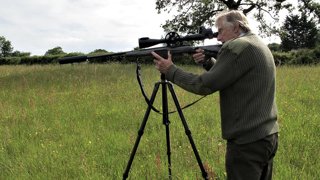 Mike Powell reviews the new Wicked REKON Shooting Tripod system