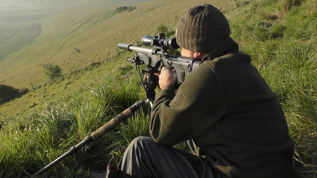 Rifle Shooter Magazine reviews the Wicked Rekon Rifle Tripod System