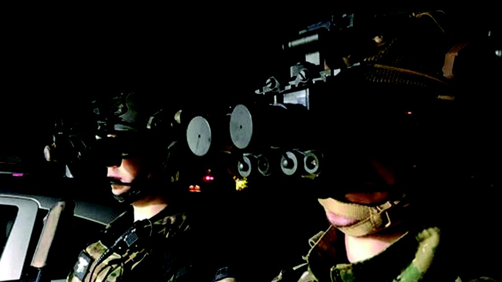 FLIR Spark Core Dual NVG Set Up Review by Corey