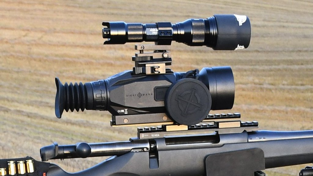 Shooting Sports Magazine takes a look at the Sightmark Wraith with Chris Parkin