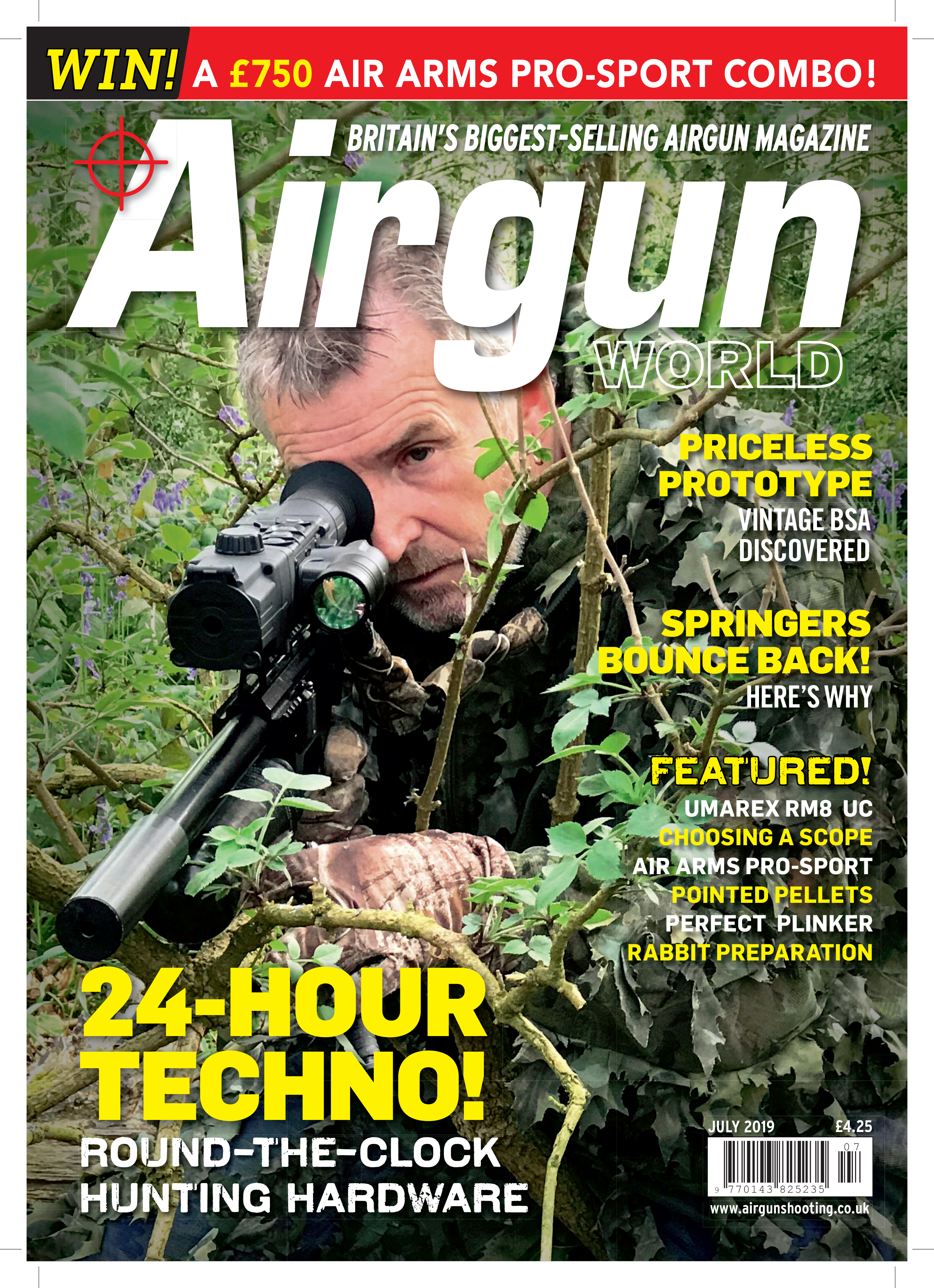 Airgun World Magazine Digisight Ultra Review